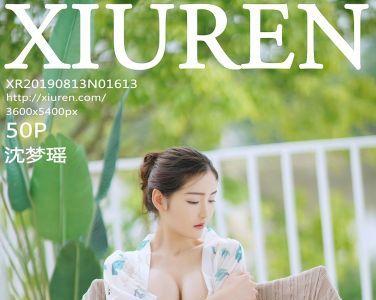[XiuRen秀人网] 2019.08.13 No.1613 沈梦瑶[50P]