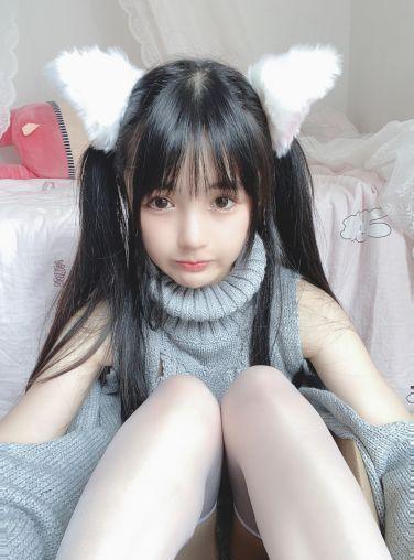 桜井宁宁 - 白い猫ちゃん[50P]