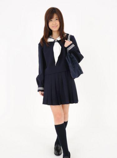 [RQ-STAR美女] NO.0139 Airi Nagasaku 永作あいり Student Style[50P]