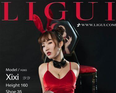 [Ligui丽柜]2019.11.02 网络丽人 Model 汐汐[73P]
