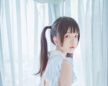 [Cosplay]桜桃喵 - 爱丽丝的兔子+特写 [76P]