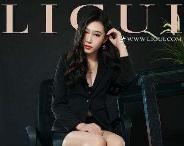 [Ligui丽柜]2019.10.07《职场新秀》-小迪[52P]