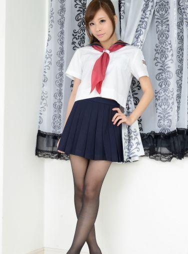 [RQ-STAR美女] NO.00915 Mayu Hirose 広瀬茉夢 School Girl[87P]