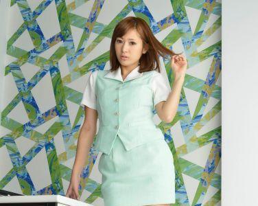 [RQ-STAR美女] NO.00728 Mai Shibahara 柴原麻衣 Office Lady[60P]