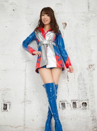 [RQ-STAR美女] NO.01047 Chihomi Nagasaki 長崎ちほみ Race Queen[105P]