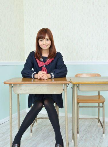 [RQ-STAR美女] NO.01014 Chihiro Andou 安藤ちひろ  School Girl[90P]