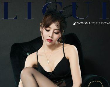 [Ligui丽柜]2020.02.05 网络丽人 Model 甜甜[38P]