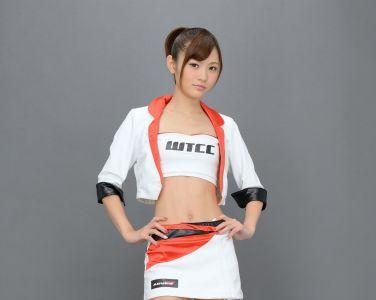 [RQ-STAR美女] NO.00878 Haruka Kanzaki 神咲はるか Race Queen[90P]