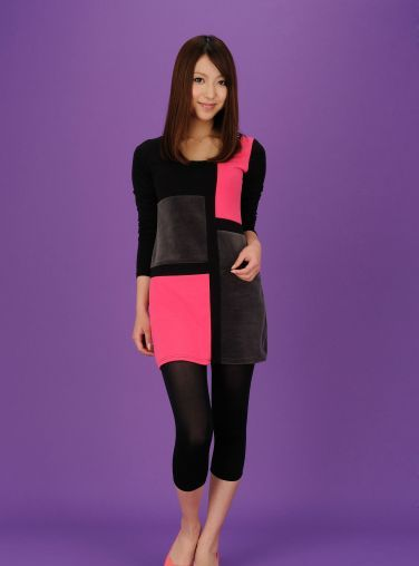 [RQ-STAR美女] NO.0275 Kaori Yokoyama 橫山かおり Private Dress[100P]