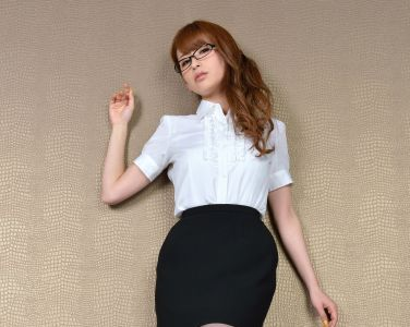 [RQ-STAR美女] NO.00815 Ayaka Arima 有馬綾香 Office Lady[90P]