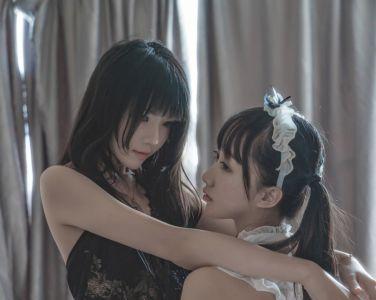 木绵绵OwO/桜桃喵 - 暮(黑裙×妹抖)[48P]