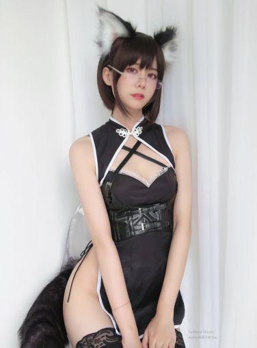 萌妹子眼酱大魔王w - 狼化[23P]