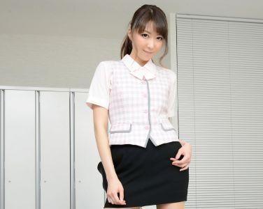 [RQ-STAR美女] NO.00903 Maria Abe 安部まりあ Office Lady[65P]