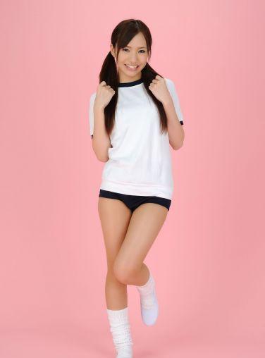 [RQ-STAR美女] NO.0227 Asami Nakata 中田あさみ Bloomers Gymwear[70P]