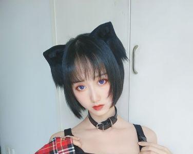 萌系小姐姐木绵绵OwO - 不良猫[44P]