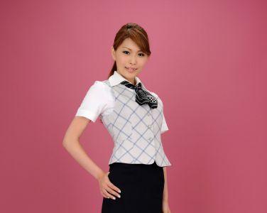 [RQ-STAR美女] NO.0347 Ryo Aihara 愛原涼 Office Lady[155P]