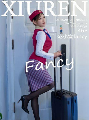 [XiuRen秀人网] 2020.10.15 No.2655 范小宣fancy[47P]