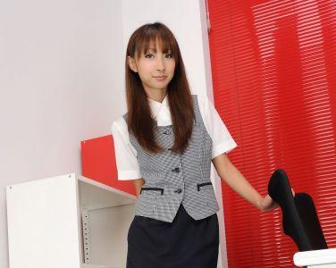 [RQ-STAR美女] NO.0367 Kasumi Kamijyo 上條かすみ Office Lady[114P]