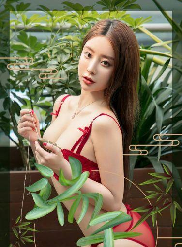 [Ugirls尤果网]爱尤物 2020.06.25 No.1852 筱慧 放粽一夜[36P]