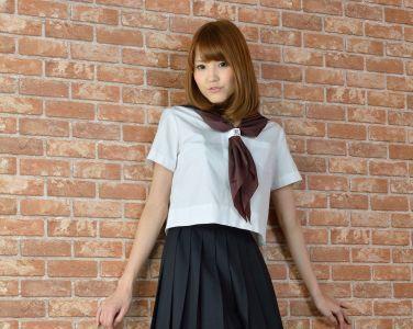 [RQ-STAR美女] NO.01061 Aya Matsubayashi 松林彩 School Girl[109P]