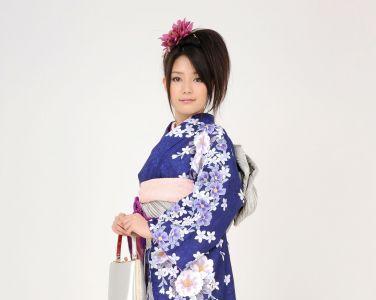 [RQ-STAR美女] NO.0068 Hitomi Furusaki 古崎瞳 謹賀新年 Kimono - Happy New Year[75P]