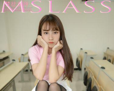 [MSLASS]梦丝女神 - 小兔 校园黑丝和白丝的可爱 [86P]