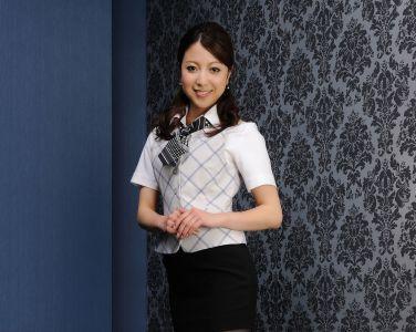 [RQ-STAR美女] NO.0307 Kaori Yokoyama 横山かおりOffice Lady[91P]