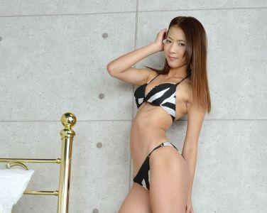 [RQ-STAR美女] NO.00738 Saeko Kaname 要さえこ Swim Suits[80P]