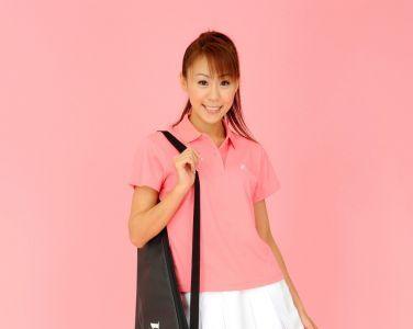 [RQ-STAR美女] NO.01072 Mika Yokobe 横部実佳 Tennis Wear[90P]