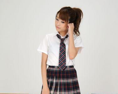 [RQ-STAR美女] NO.0184 Mirei Kurosawa 鼪g美怜 Student Style[100P]
