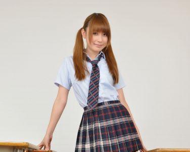 [RQ-STAR美女] NO.00687 Manon Natsukawa 夏川マノン School Girl[75P]