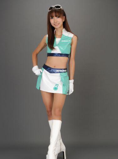 [RQ-STAR美女] NO.0371 Kasumi Kamijyo 上條かすみ Race Queen[118P]
