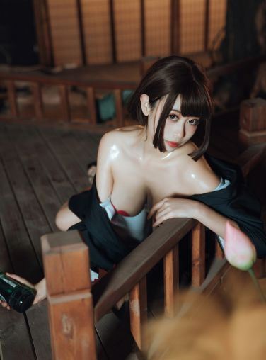奈汐酱nice 热情老板娘[16P]