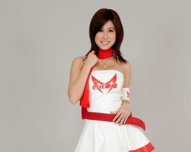 [RQ-STAR美女] NO.0001 – Airi Nagasaku 永作あいり Race Queen – Team Mach #1[142P]
