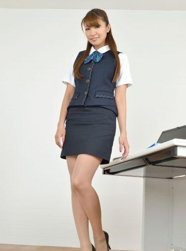 [RQ-STAR美女] NO.00713 Minami Hazuki 葉月みなみ Office Lady[100P]