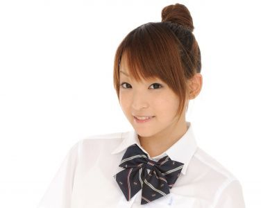 [RQ-STAR美女] NO.0089 Mio Aoki 青木未央 Seifuku[50P]