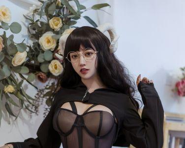 [Cosplay]过期米线线喵 - 魔鬼[30P]