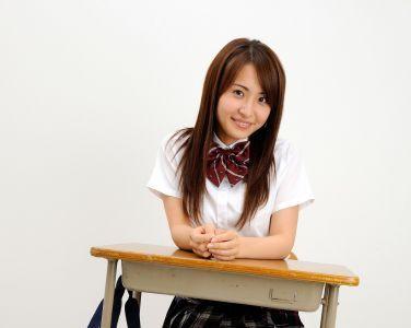 [RQ-STAR美女] NO.0048 Rena Sawai h凝鍍粕 Student Style-2[56P]