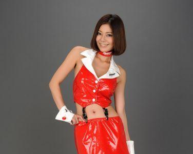 [RQ-STAR美女] NO.00236 Mostardini Erika モスタルディーニエリカRace Queen[78P]