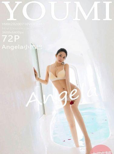 [YOUMI尤蜜荟] 2020.07.10 VOL.483 Angela小热巴[63P]