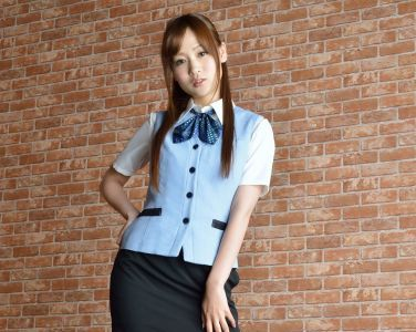 [RQ-STAR美女] NO.00808 Yuuna Chiba 千葉悠凪 Office Lady[70P]