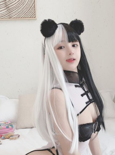 桜井宁宁 - 大熊猫拟人[23P]