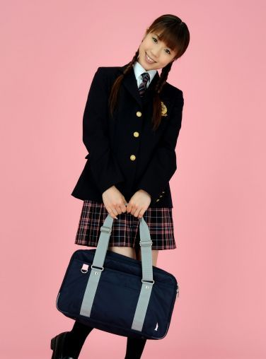 [RQ-STAR美女] NO.0163 Yuko Momokawa 桃川祐子 Student Style[219P]
