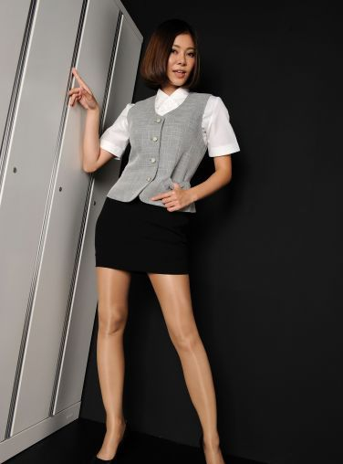 [RQ-STAR美女] NO.0223 Erika Mostardini モスタルディーニエリカ Office Lady[110P]