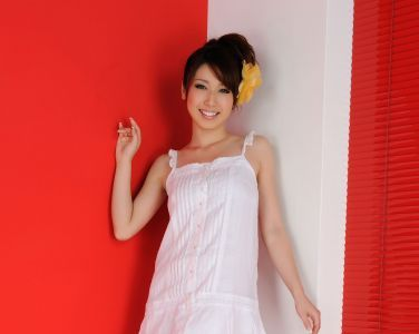 [RQ-STAR美女] NO.0273 Emi Shimizu 清水恵美 Private Dress[100P]