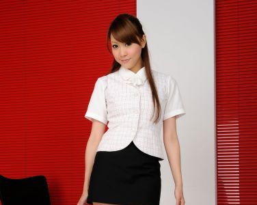 [RQ-STAR美女] NO.00657 Saki Ueda 植田早紀 Office Lady[77P]