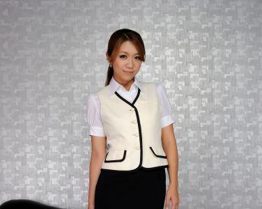 [RQ-STAR美女] NO.0343 Yumi Matsutani 松谷裕美 Office Lady[60P]