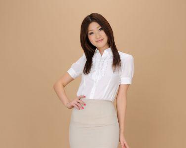 [RQ-STAR美女] NO.00459 Shinobu Ishinabe 石鍋しのぶ Office Lady[124P]