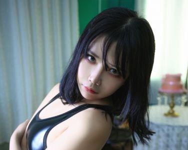 [Cosplay]抱走莫子 - 狂野胶衣[39P]
