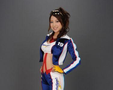 [RQ-STAR美女] NO.0301 Kaori Yokoyama 横山かおりRace Queen[141P]